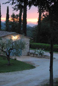 La Segreta at Sunset