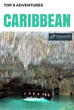 Top 6 Caribbean Adventures | The Planet D Adventure Travel Blog | During our 8-day cruise, we are sailing from Miami to the Southern Caribbean to visit Grand Turk, Curacao, Aruba and La Romana Dominican Republic on the Carnival Breeze. Ooh la la.