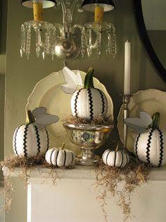 Champêtre aventure- Old Cottage House!: Déco Citrouille Halloween Pumpking Decorating