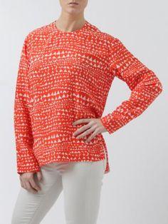 Stella McCartney-top manica lunga-long sleeves shirt-Stella McCartney 2014