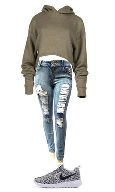 Untitled #1 by kaitlyn-guth1 on Polyvore featuring polyvore, fashion, style and clothing