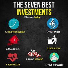 Money Saving Challenge, Money Saving Tips, Money Tips, Social Media Marketing Business, Business Entrepreneur, Business Money, Business Tips, Financial Quotes, Stock Market Investing