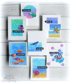 Upcycling Watercolor Paper Scraps