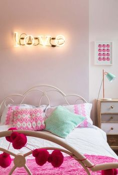 Find more pink bedroom inspirations with Circu Magical Furniture! Click on the image to find out more! CIRCU.NET