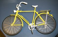 Barbie Bike from the 70`s. I had this one :)