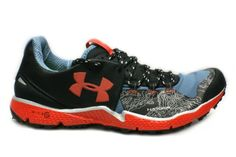 Men's UA Charge RC Storm Running Shoes Non-Cleated by Under Armour