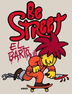 BE STREET x MEKA on Behance
