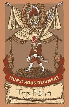 Discworld 28: Monstrous Regiment