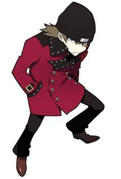 Shinjiro Aragaki from Persona Q: Shadow of the Labyrinth