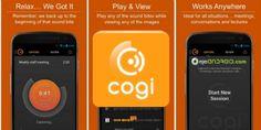 En Android ya paso la moda de guardar notas escritas, ahora llega CogiApp para guardar tus notas grabadas de tu voz y perfectamente ordenadas.
