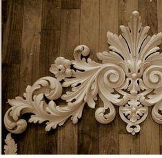 Wood Carving Designs, Wood Carving Art, Cornicing, Styrofoam Art, Ornament Drawing, Plaster Art, Futuristic Interior, Royal Art, Decorative Mouldings