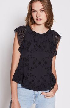 Candida Lace Top