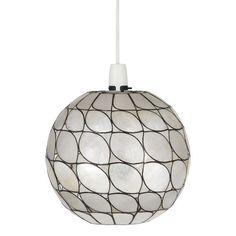 Found it at Wayfair.co.uk - Hollie 24cm Sphere Pendant Shade