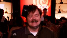the 15 best ron swanson gifs-- this makes my heart happy.