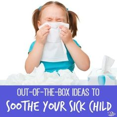 Great ideas for moms when kids are home sick from school -- #4 sounds fun even when they're feeling healthy! http://thestir.cafemom.com/big_kid/112229/7_Unconventional_Ways_to_Make?utm_medium=sm&utm_source=pinterest&utm_content=thestir&newsletter