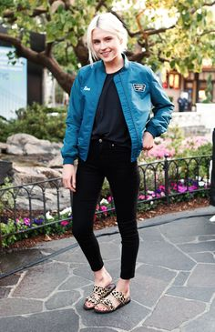 The Standout Looks From Street Style Cinema: Pretty Woman Edition via @WhoWhatWearAU