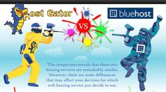 BlueHost vs HostGator : Top Shared Hosting For Wordpress