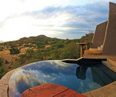 Top 5 private plunge pools in East Africa #killer #views #africa