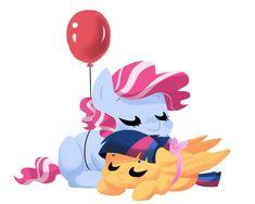 The Balloon and the Ribbon by kilala97 on DeviantArt