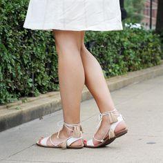 Fringe Tassel Sandals