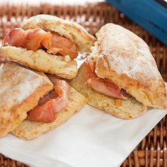 Soda bread farls with bacon recipe - From Lakeland