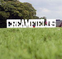 Creamfields, Daresbury Cheshire