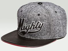 Deadlock Snapback Cap by MIGHTY HEALTHY 306f90975c6
