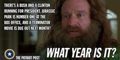 What Year Is It Anyway? ...