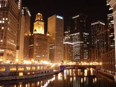 Chicago! Will be visiting for my first time this weekend!