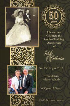162 Best 50th Wedding Anniversary Images Dream Wedding Golden