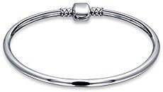 Check out my selection of best affordable silver bangle bracelets. Get a bunch of them and stack them. They're cute armcandy!