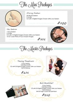 Pinup & Boudoir Photography Packages & Pricing