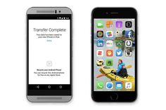 مهاجرت آسان از اندروید به iOS با اپلیکیشن Move to iOS