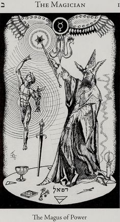 the hermetic tarot - If you love Tarot, visit me at www.WhiteRabbitTarot.com
