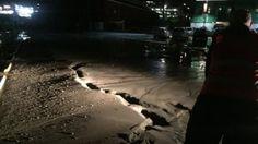 Tsunami atinge Nova Zelândia após série de fortes terremotos