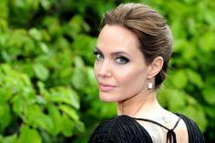 Angelina Jolie's New Modeling Gig Has a Philanthropic Twist