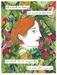 Caroline Dowsett Illustration