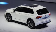 Nice 2017 Volkswagen Tiguan Release Date And Price New Cars Models