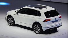 2017 Volkswagen Tiguan - release date