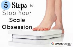 Break Free from the Scale! If the scale determines your mood or worth for the day, or you can't stop yourself from stepping on it constantly, it's time for a change. Find out why such reliance on the scale may be hurting your efforts--and how you can lose weight without weighing in so often. | via @SparkPeople
