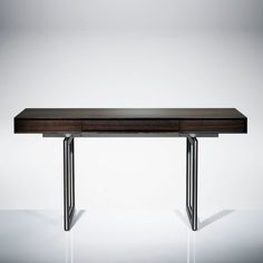 Helix Console Table ➤ For more inspirational ideas take a look at: www.modernconsoletables.net #consoletables #homedecorideas #luxuryhomes