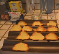 French almond #biscuits, easy to make!
