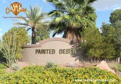 Painted Desert Las Vegas NV 89149 - Golf Course community