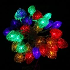 For a big holiday, the most essential part is a good lighting! This can be your choice! The colorful hear will make your hear exciting and happy! Just enjoy the happy holiday! Light Flashlight, Led String Lights, Cool Lighting, Ornament Wreath, Light Decorations, Christmas Wedding, Happy Holidays, Valentines, Make It Yourself