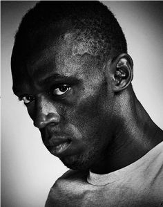 Usain Bolt is #1 for my inspiration chart.