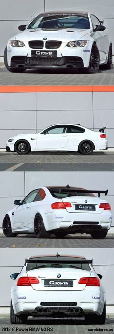 2013 G-Power BMW M3 RS Tuning www.dealerdonts.com