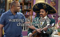 """Thats so Raven! """"it's the future I can see."""" haha miss that show! and all the old Disney shows. The good ole days ;"""
