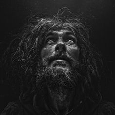 Lee Jeffries Photography portraits of homeless people