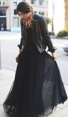 vestido-festa-toque-rocker-jaqueta-couro-street-style