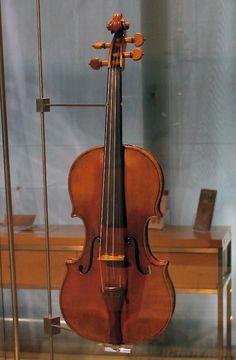 "The Stradivarious ""Viotti"" violin"